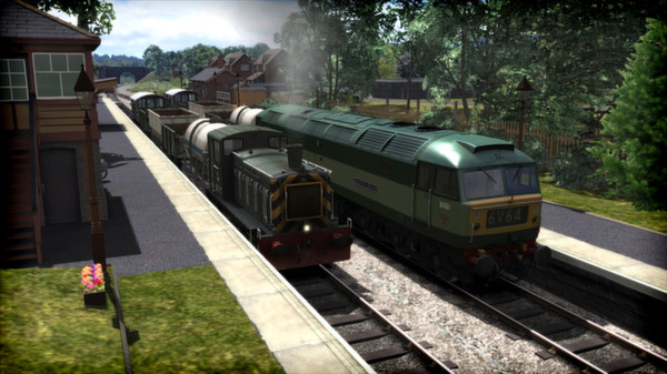 Train Simulator: WSR Diesels Loco Add-On (DLC)
