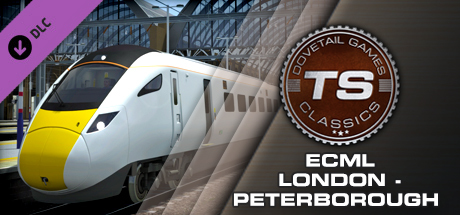 East Coast Main Line London-Peterborough Route Add-On