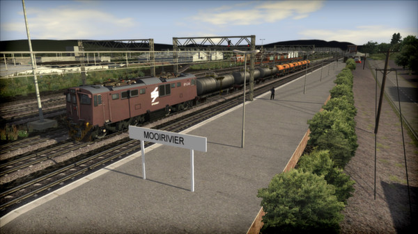 Train Simulator: KwaZulu-Natal Corridor: Pietermaritzburg-Ladysmith Add-On (DLC)