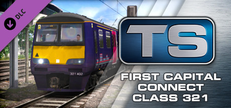 Train Simulator: First Capital Connect Class 321 EMU Add-On on Steam