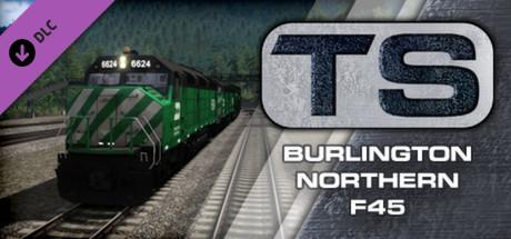 Burlington Northern F45 Loco Add-On