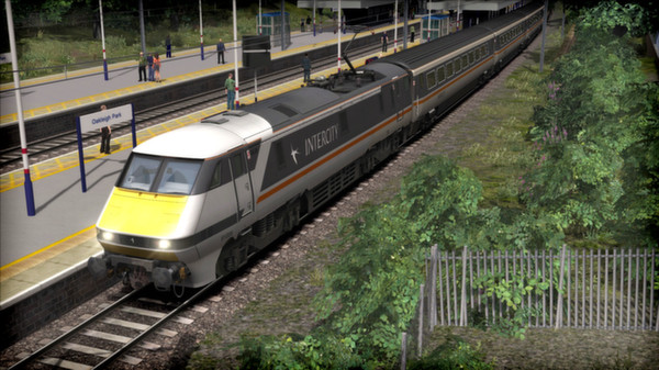 скриншот InterCity Class 91 Loco Add-On 1