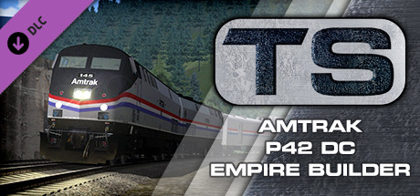 Amtrak P42 DC 'Empire Builder' Loco Add-On
