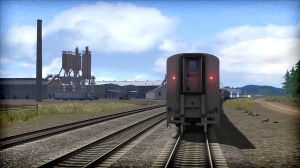 Train Simulator: Amtrak P42 DC 'Empire Builder' Loco Add-On (DLC)