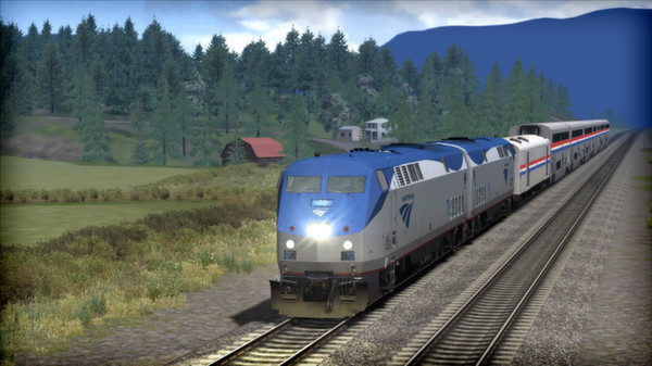Train Simulator: Amtrak P42 DC 'Empire Builder' Loco Add-On (DLC)