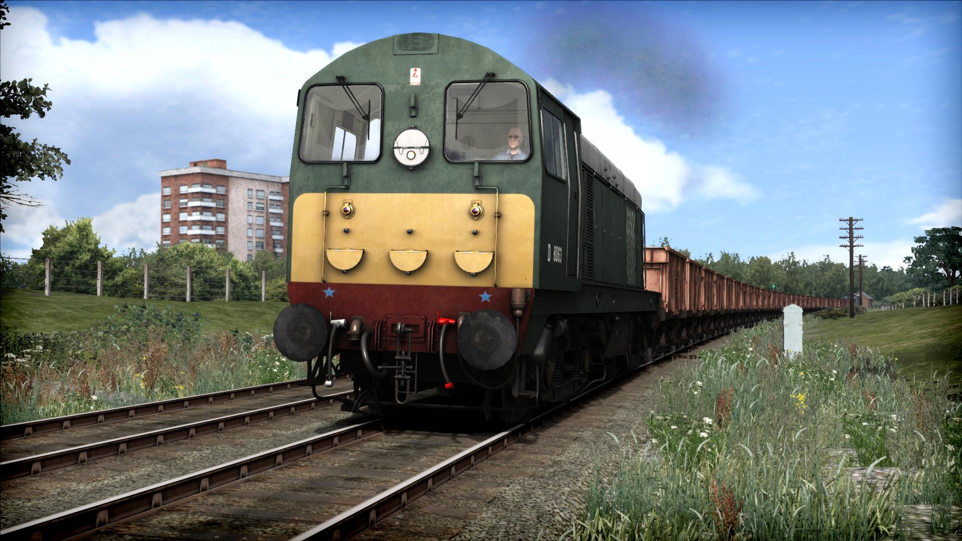 Train Simulator Br Class 20 Loco Add On Failmid