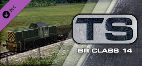 Train Simulator: BR Class 14 Loco Add-On cover art