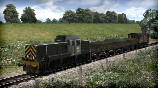 скриншот BR Class 14 Loco Add-On 4