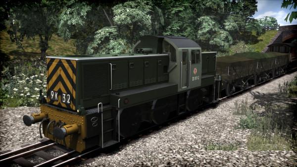 скриншот BR Class 14 Loco Add-On 0