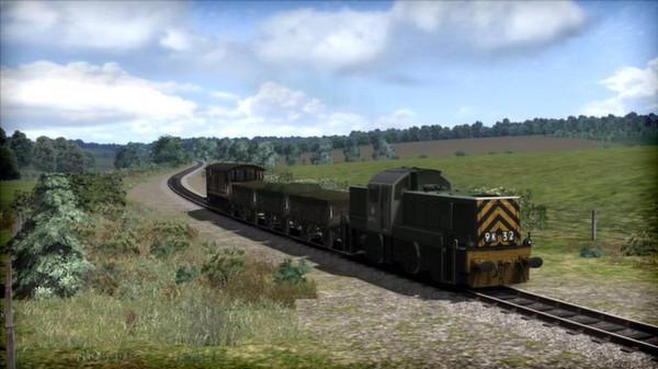 скриншот BR Class 14 Loco Add-On 5