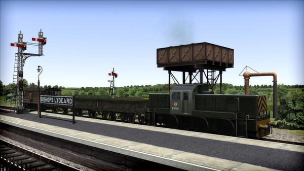 скриншот BR Class 14 Loco Add-On 1