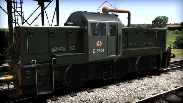 скриншот BR Class 14 Loco Add-On 2