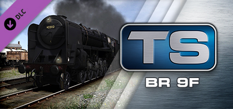 Купить Train Simulator: BR 9F Loco Add-On (DLC)