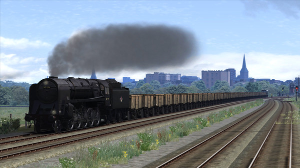 скриншот Train Simulator: BR 9F Loco Add-On 1