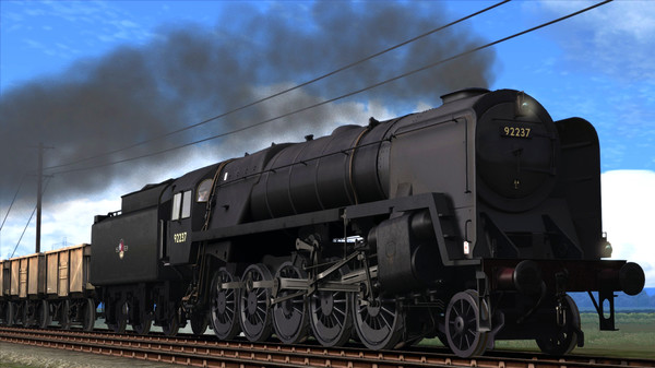 скриншот Train Simulator: BR 9F Loco Add-On 0