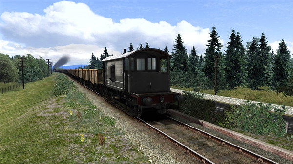 скриншот Train Simulator: BR 9F Loco Add-On 2