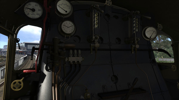 скриншот Train Simulator: BR 9F Loco Add-On 4