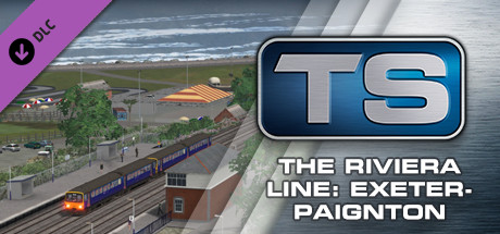 Купить Train Simulator: The Riviera Line: Exeter-Paignton Route Add-On (DLC)