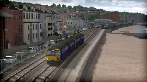 Train Simulator: The Riviera Line: Exeter-Paignton Route Add-On (DLC)
