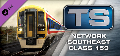 Купить Train Simulator: Network SouthEast Class 159 DMU Add-On (DLC)