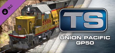 Купить Train Simulator: Union Pacific GP50 Loco Add-On (DLC)
