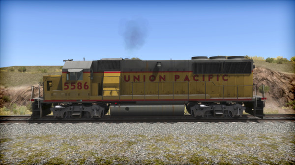 Train Simulator: Union Pacific GP50 Loco Add-On (DLC)