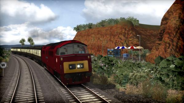 скриншот Train Simulator: BR Class 52 Loco Add-On 3