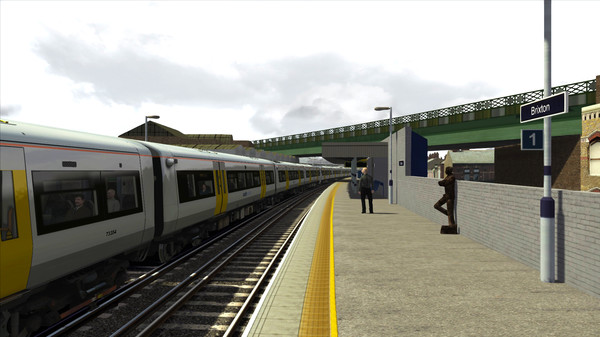 Train Simulator: South London Network Route Add-On