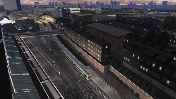 скриншот Train Simulator: South London Network Route Add-On 2