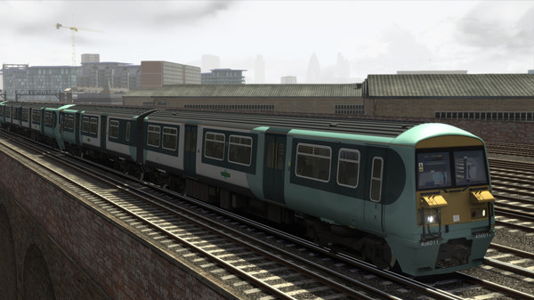 скриншот Train Simulator: South London Network Route Add-On 4