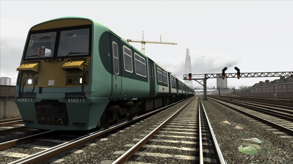 скриншот Train Simulator: South London Network Route Add-On 1