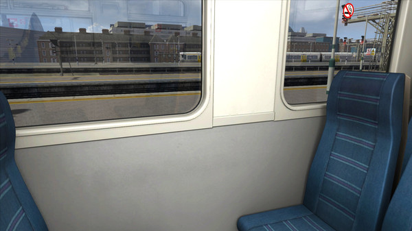 скриншот Train Simulator: South London Network Route Add-On 3