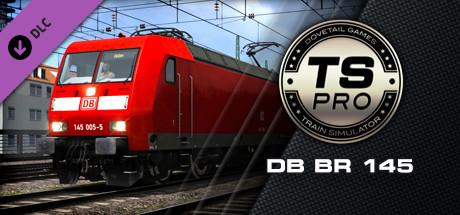 DB BR 145 Loco Add-On