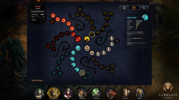 скриншот Aarklash: Legacy 3