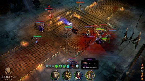 скриншот Aarklash: Legacy 0