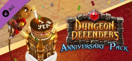 Купить Dungeon Defenders Anniversary Pack (DLC)