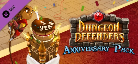 Dungeon Defenders Anniversary Pack