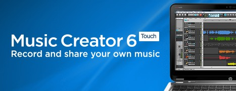 News - Now Available - Cakewalk: Music Creator 6 Touch, 10% Off!
