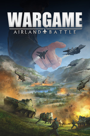 Wargame: Airland Battle poster image on Steam Backlog