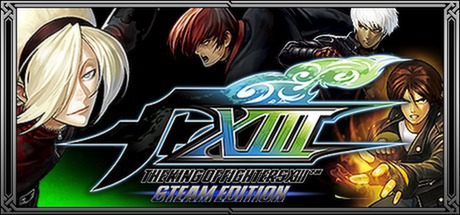 THE KING OF FIGHTERS XIII STEAM EDITION cover art