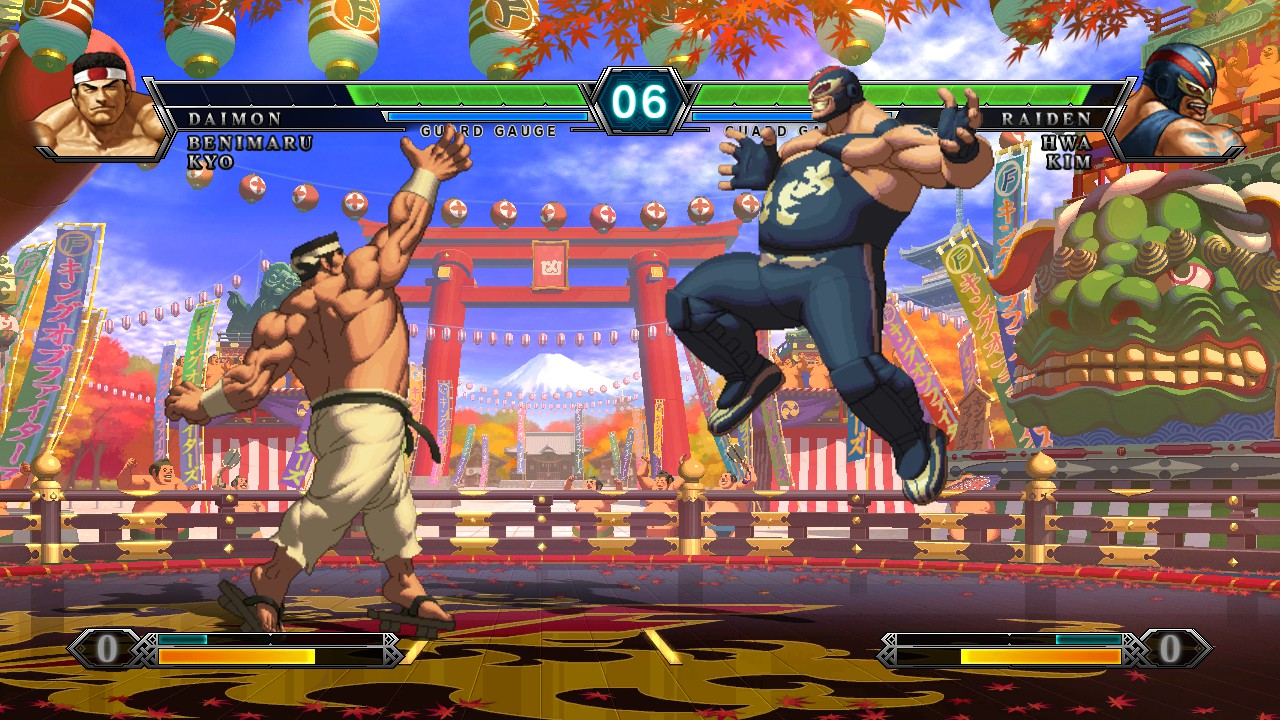 king of fighter 2005 pc startimes2