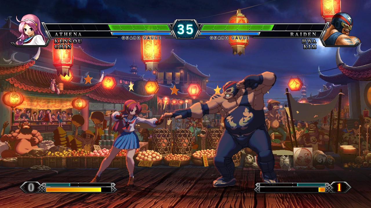 The King Of Fighters Xiii Steam Edition On Steam