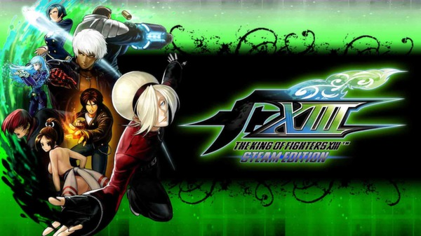 скриншот THE KING OF FIGHTERS XIII STEAM EDITION 1