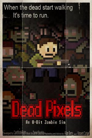 Dead Pixels poster image on Steam Backlog