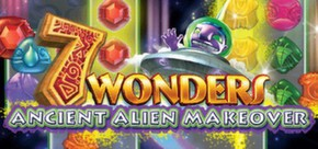 7 Wonders: Ancient Alien Makeover cover art