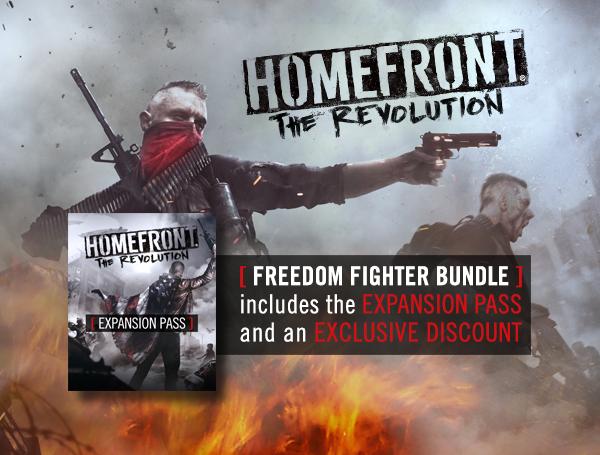 , Homefront: The Revolution, P2Gamer