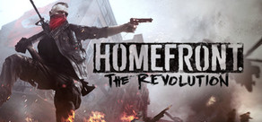 Homefront: The Revolution cover art