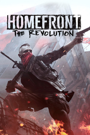 Homefront: The Revolution poster image on Steam Backlog