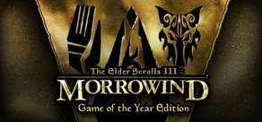 The Elder Scrolls III: Morrowind cover art