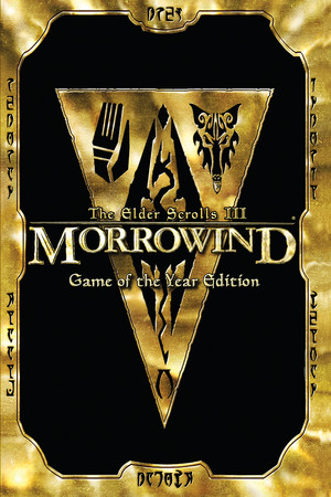 The Elder Scrolls III: Morrowind Game of the Year Edition poster image on Steam Backlog